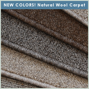 McKinley Organic Wool Carpet