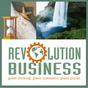 Revolution Business Green Thinking Green Commerce