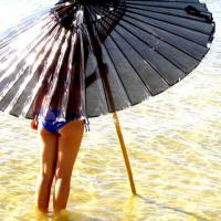BRELLI beachBRELLI Stationary Umbrella