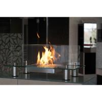 Buschbeck Fire Dance Crystal Bio-Ethanol Fireplace