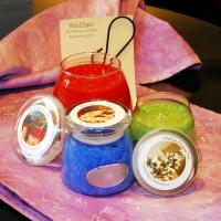 Destination Scentsations Gift Set Natural Palm Candles