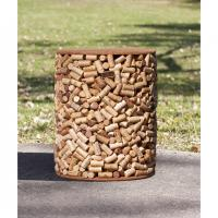 Corkology Recycled Cork Bistro Wine Stool