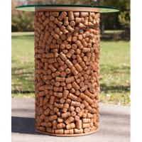 Bistro Champagne Cork Table