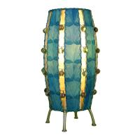 Eangee Home Design Barrel Table Lamp