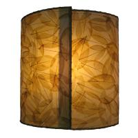 Eangee Home Design Wrapped Wall Sconce Natural