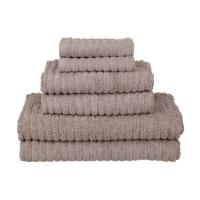Certified Organic Natural Bath Towel Set