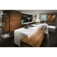 Bazzeo Marron Glacee Ultra Modern Kitchens