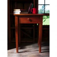 Maple Corner Woodworks - Shaker Tapered Leg Nightstand