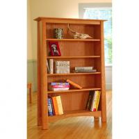 Maple Corner Woodworks - Harvestmoon Office Bookcases