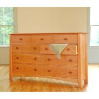 Maple Corner Woodworks - Harvestmoon 9-Drawer Dresser