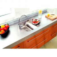 EcoUrban Ultra Modern Custom Kitchens with Stainless Counters