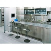 EcoUrban Steelskin Custom Stainless Steel Kitchen
