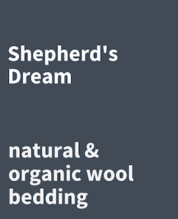 Shepherds Dream Wool Bedding and Mattresses