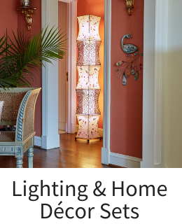 Lamps and Home Decor Sets