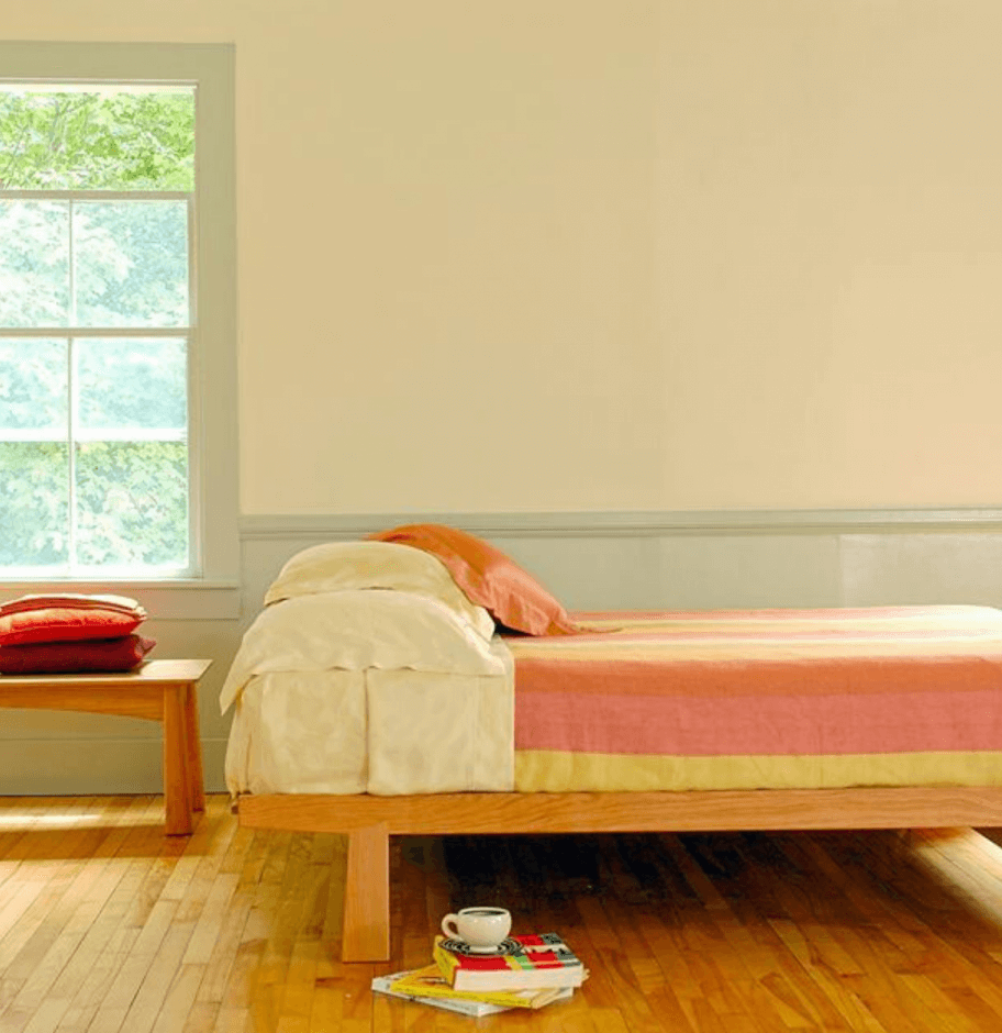 Solid Wood Beds Furniture made in usa