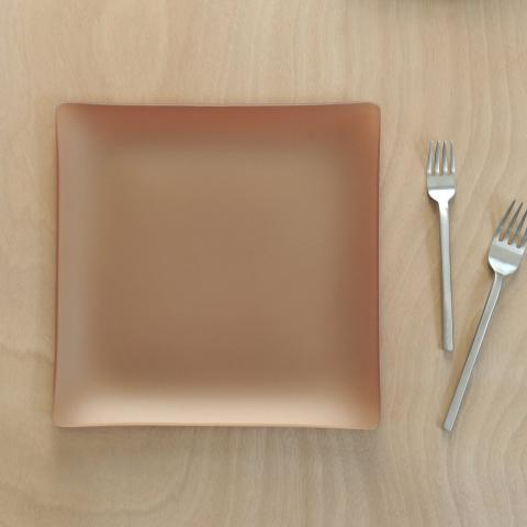 """Riverside Design Square Plate 11"""""""