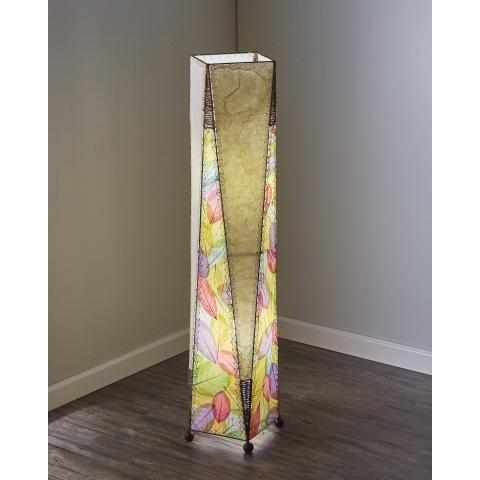 Eangee large Trapezoid Floor Lamp in Multicolor