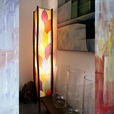 Eangee Fortune Giant LED Decorative Floor Lamp