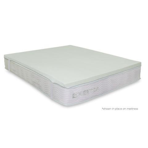 Keetsa Basic Comfort Layer - Topped