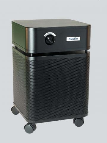 Austin Air HealthMate Plus Portable Air Cleaner - Black