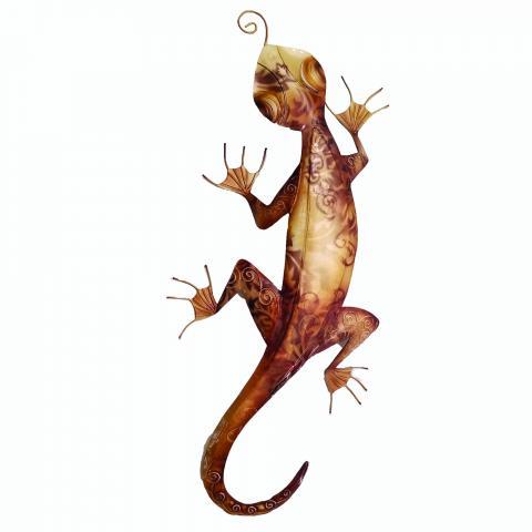 Eangee Gecko Wall Decor