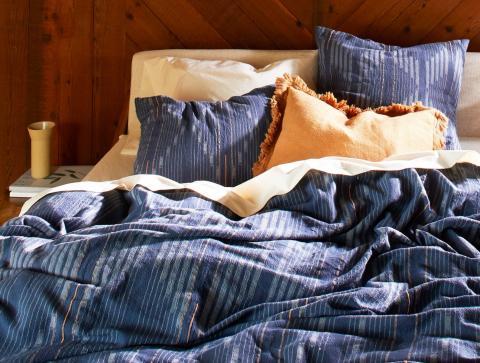 Coyuchi Organic Duvet Cover