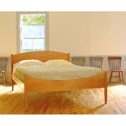 shakermoon bed