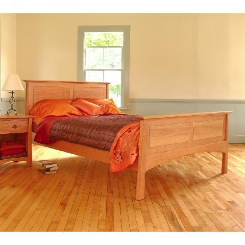 harvest moon panel bed