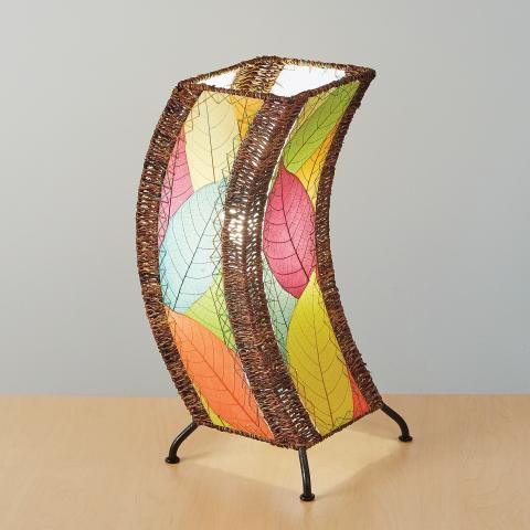 Eangee C Shape Table Lamp