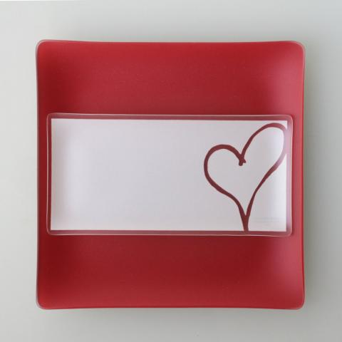 Riverside Design 5x10 Heart Plates With Purpose