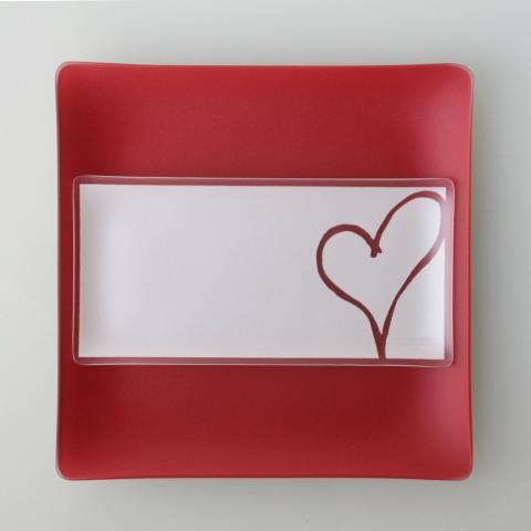 Riverside Design 5x10 Heart Plates With Purpose