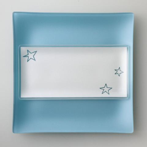 Riverside Design 5x10 Stars Plates With Purpose