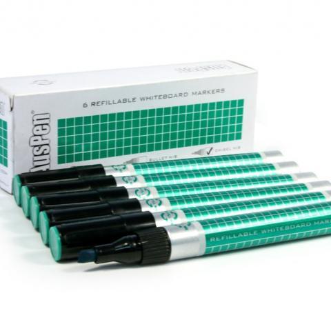Auspen Non-Toxic whiteboard refillable markers