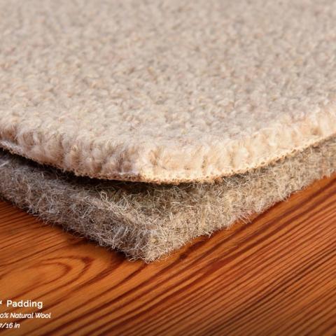 Enertia Wool Padding