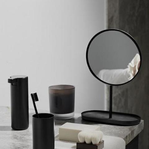 Black Bath Accessories