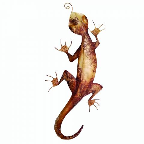 Eangee Gecko Wall Decor