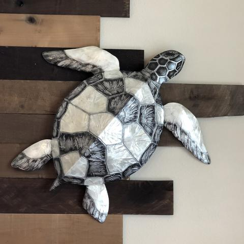 Eangee Sea Turtle Wall Decor