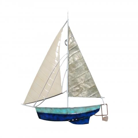 Eangee Sailboat Wall Decor