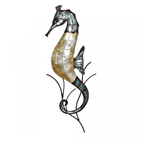 Eangee Seahorse Wall Decor