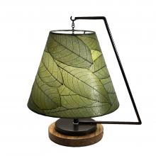 Eangee Pendulum Cocoa Leaves Table Lamp