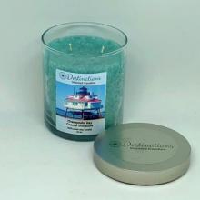 Chesapeake Bay Natural Palm Wax Eco-Friendly Candle and Candle Set