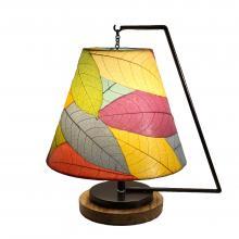 Pendulum shade Eangee table lamp