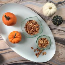 Riverside Design Seaglass Platter