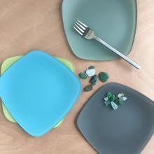 Riverside Designs Form Plate Set of 4