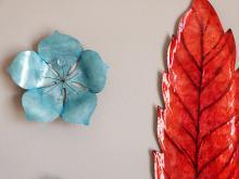 Eangee Flower Wall Decor