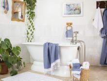 Organic Luxury Bath Towels