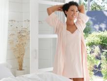 Organic chemise for women