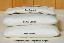 Holy Lamb Organics Wool Comforters