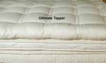 Ultimate Wool Topper from Holy Lamb Organics