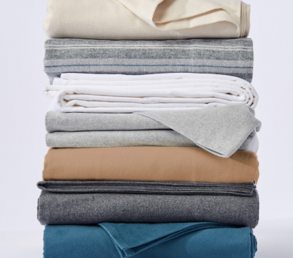 organic flannel sheet sets
